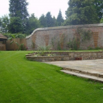 Turfing large areas