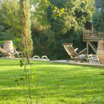 Turfing in shaded areas
